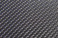 Nerez tkaniny s keprovou vazbou
