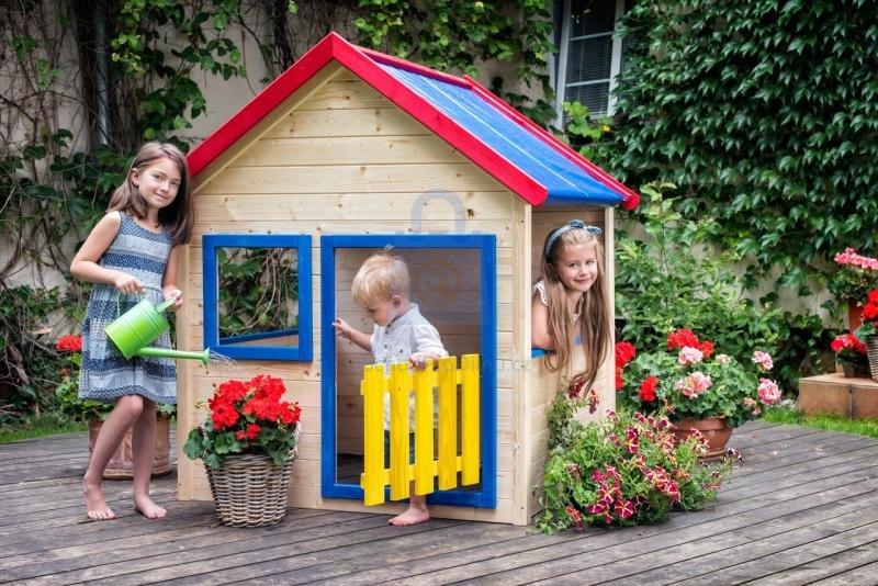 Zahradní domečky