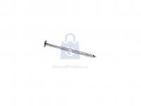 Hřebík kroucený s PVC podložkou, hliníkový (Al)