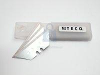 Čepel lichoběžníková (pro 62, 66, 115), (10ks), výrobce TECO