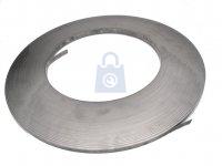 Páska obalová pozinkovaná ocelová, ve svitku, ČSN 42 5365.07, ČSN 42 0105