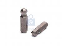 Bit imbusový s kuličkou, délka 25 mm, výrobce Jonnesway