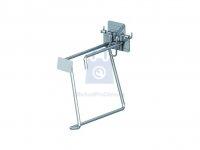 Držák na kladiva na děrovanou stěnu, průměr 7,0 mm