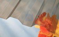 Deska střešní trapézová Marlon CS TR 76/16, průhledná hladká