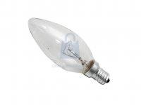 Žárovka klasická čirá E14 svíčka