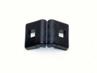 Vymezovač plastový pro 3D panely, černý
