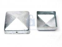 Krytka ve tvaru stříšky, čtvercová pro hranol, DK