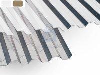 Deska střešní z PVC HR - trapéz