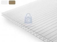 Deska střešní polykarbonátová komůrková, DUAL BOX 8,0 mm