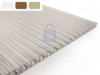 Deska střešní polykarbonátová komůrková, DUAL STRONG 10 mm