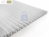 Deska střešní polykarbonátová komůrková, DUAL STRONG 20 mm