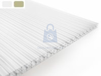 Deska střešní polykarbonátová komůrková, DUAL STRONG 32 mm