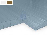 Deska střešní polykarbonátová komůrková, GUTTAGLISS EASY CLICK