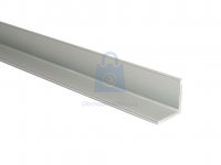 Profil L hliníkový eloxovaný EN AW 6060 (AlMgSi)