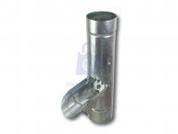 Chrlič pro sběr dešťové vody, FeZn