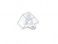 Podložka distanční samostatná pro trapézové desky, LanitPlast