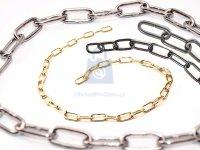 Řetěz ozdobný, povrchově upravený