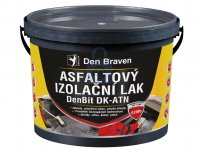 Lak izolační asfaltový DenBit DK-ATN, Den Braven