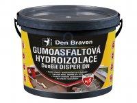 Hydroizolace gumoasfaltová DenBit DISPER DN, Den Braven
