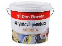 Penetrace akrylátová pod dekorativní omítkoviny, Den Braven