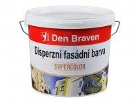 Barva fasádní disperzní Profi, Den Braven
