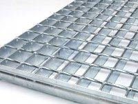 Rošt podlahový ocelový SP 340-34/38, DIN 24537, pozinkovaný