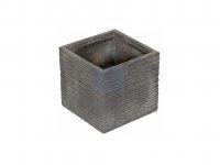 Květináč dekorativní Stone Cube