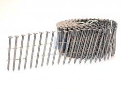 Hřebíky konvexní ve svitku, typ FAC