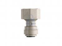 Spojka redukčního ventilu k výčepu
