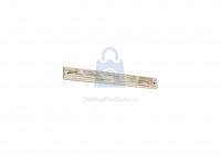 Věšák na oděvy, dřevěný s kovovými háčky
