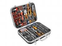Sada elektrikářského nářadí, v kufru, NEO tools