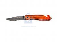 Nůž kapesní, skládací, ocel 440, NEO tools