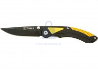 Nůž kapesní skládací, Topex