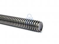 Tyč trapézová, DIN 103, pravý závit, ocel C15