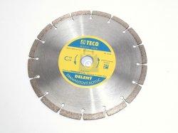 Kotouč diamantový dělený, výrobce TECO