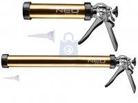 Pistole kartušová uzavřená,  NEO tools