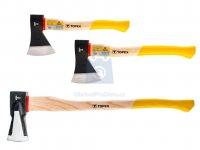 Sekera na dřevo s násadou, výrobce Topex