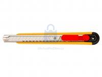Nůž ulamovací dvojplast s tlačítkem
