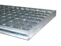 Rošt podlahový ocelový SP 230-34/38, DIN 24537, pozinkovaný