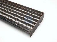 Stupeň schodišťový SP 330-34/38, DIN 24531, bez povrchové úpravy