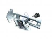 Úchyt k podlahovým roštům, DIN 24537, pozinkovaný (3 komponenty)