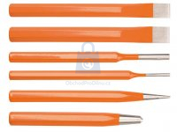 Sada sekáčů, průbojníků a důlčíků, NEO tools