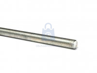 Tyč závitová DIN 975, pevnost 4.8, jemné stoupání závitu, pozinkovaná