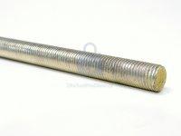 Tyč závitová, DIN 975, pevnost 8.8, jemné stoupání závitu, pozinkované