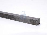Ocel tažená, čtvercová, S235JRC, bez úpravy