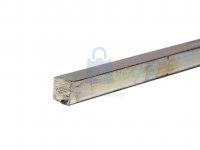 Ocel tažená, čtvercová, S235JRC, pozinkovaná