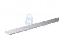 Profil hliníkový plochý, EN AW 6060 (AlMgSi)