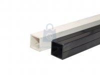 Profil čtvercového průřezu, jäckl plastový