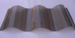 Desky střešní vlnité Marlon CSE VL 95/38, průsvitná deska s hrubší strukturou