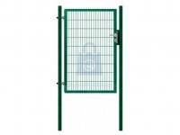 Branka plotová jednokřídlá, PILOFOR SUPER, ZN+PVC